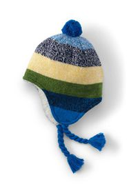 Lands End Kids Peruvian Hat
