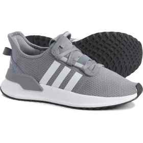 adidas U_Path Run Shoes (For Big Boys) in Grey/Foo