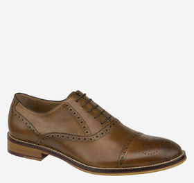 Johnston Murphy Conard Cap Toe
