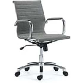 Staples Everell Fabric Managers Chair, Grey