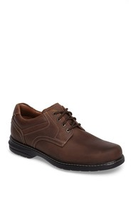 Johnston & Murphy Windham Leather Derby - Extra Wi