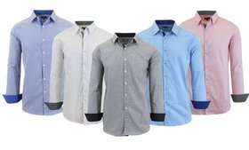 3-Pack Men's Galaxy by Harvic Jettsetter Cotton Dr
