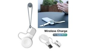 USB Portable Magnetic Charging Wireless Charger Fo