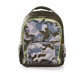 Pottery Barn Casey Green Camo Kids' Backpack by Ma