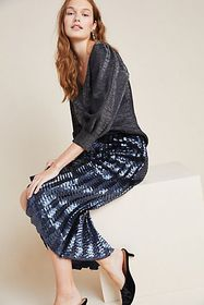 Anthropologie Cassidy Shimmer Pullover
