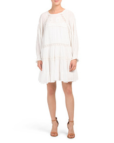 FREE PEOPLE Charlotte Tunic Dress