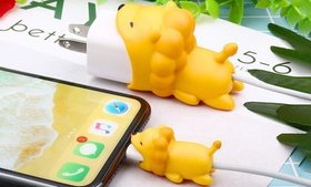 iPhone Animal Biters for USB Adapter and Cable Pro