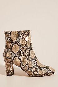 Anthropologie Matiko Stacey Ankle Boots