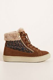 Anthropologie Cougar Dublin High-Top Sneakers