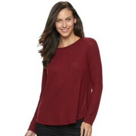 Women's SONOMA Goods for Life™ Supersoft Crewneck