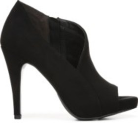 Fergie Women's Tragic Open Toe Dress Bootie