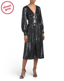 JOIE Kyria Sequin Dress
