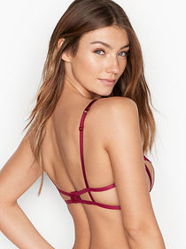 Victoria Secret Strappy Balconette Bra