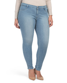JAMES JEANS Plus Made In Usa Skinny Jeans