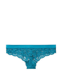 Victoria Secret Allover Lace Thong Panty