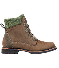 LL Bean Women's East Point Boot. Ankle Suede