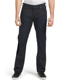 7 FOR ALL MANKIND Standard Squiggle Straight Jeans
