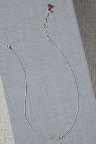Anthropologie Wifey Necklace