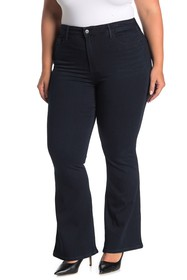 Sanctuary High Waisted Flare Jeans (Plus Size)