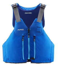 LL Bean Adults' NRS Clearwater Mesh Back PFD