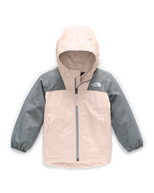 The North Face Girl's Warm Storm Two-Tone Jacket,