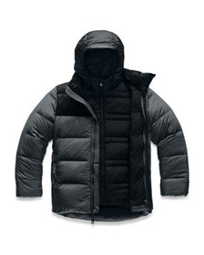 The North Face Boy's Double Down Triclimate Jacket
