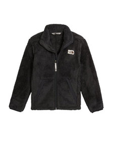 The North Face Boy's Campshire Fleece Jacket, Size