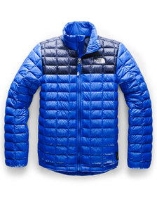 The North Face Boy's Quilted ThermoBall Stand Coll