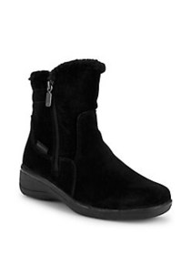 Blondo Silas Faux Fur Lined Waterproof Boots BLACK