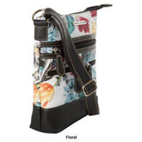 Stone Mountain Floral Printed Talia Crossbody