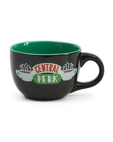 SILVER BUFFALO Friends Central Perk Mug