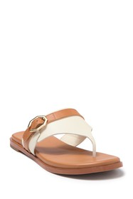Cole Haan Felicity Buckle Leather Sandal