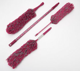 4-Piece Ultra-Premium Microfiber Duster Set by Cam