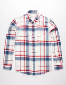 VSTR Founders Day Mens Flannel Shirt_