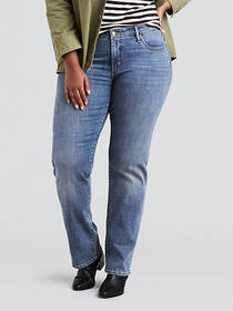 Levi's 314 Shaping Straight Women's Jeans (Plus Si