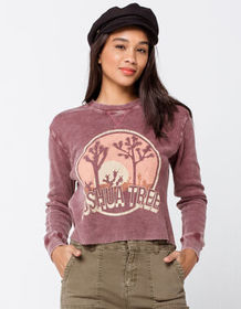 FULL TILT Joshua Tree Womens Thermal Tee_