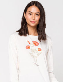 FULL TILT California Poppy Womens Tee_