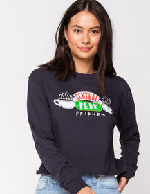 HOLD THIS Central Perk Womens Tee_