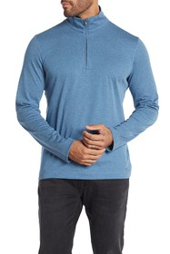 Michael Kors Interlock 1/4 Zip Pullover