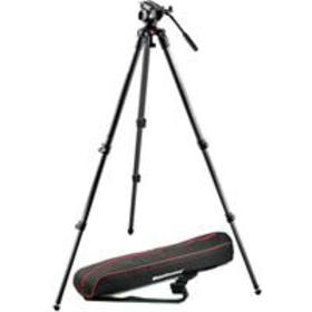 Manfrotto MVK500C Carbon Fiber Tripod with Video H
