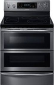 Samsung - Flex Duo™ 5.9 Cu. Ft. Self-Cleaning Free