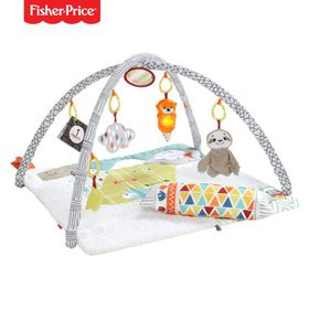 Fisher-Price Perfect Sense Deluxe Gym with 6 Movea