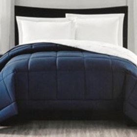 LONDON FOG Quilted King Down Alternative Comforter