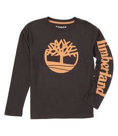 Timberland Big Boys 8-20 Long-Sleeve Epsom Tee