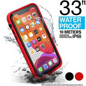 Waterproof Case for iPhone 11 Pro Max with Lanyard