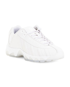 K SWISS Athletic Leather Fashion Sneakers