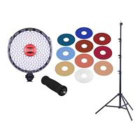 Rotolight Neo 2 OnCamera LED Light Bundle W/Air Cu