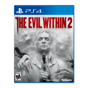 The Evil Within 2, Bethesda, PlayStation 4, 093155