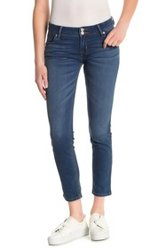 HUDSON Jeans Collin Flap Cropped Skinny Jeans