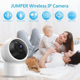 JUMPER Video Baby Monitor Wifi Baby Monitor Two-Wa